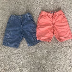 Other - 2 Pairs Shorts; Boys size 7